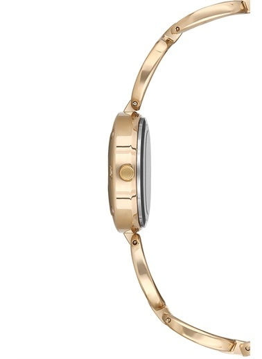 Cacharel Chrl30267Sb Kordon Kasa Classic Kadın Kol Saat Altın
